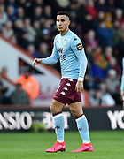 Anwar El Ghazi (21) of Aston Villa during the Premier League match between Bournemouth and Aston Villa at the Vitality Stadium, Bournemouth, England on 1 February 2020.