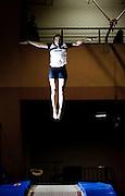 Belo Horizonte_MG, Brasil...Treinamento de Ginastica Olimpica no Minas Tenis Clube em Belo Horizonte, Minas Gerais...Gymnastics Training in Minas Tennis Club in Belo Horizonte, Minas Gerais...Foto: BRUNO MAGALHAES / NITRO