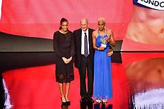 IAAF Athletics Awards - 24 Nov 2017