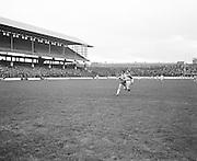 All Ireland Senior Football Semi-Final.Donegal v Offaly.Croke Park, Dublin.22.08.1972.22nd August 1972.
