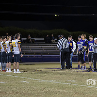 10-27-17 Berryville Sr High vs Prairie Grove (Senior Night)