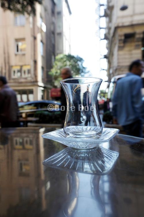 traditional Turkeys tea cup