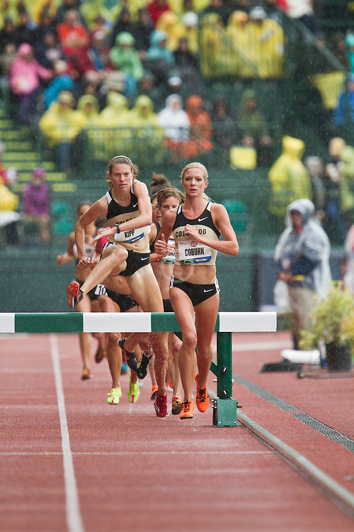 Women's Steeplechase, Emma Coburn