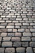 Kopfsteinpflaster, Sächsische Schweiz, Sachsen, Deutschland | cobblestone, Saxon Switzerland, Saxony, Germany