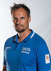 02-07-2018 NED: EC Beach teams Netherlands, The Hague<br /> Richard de Kogel
