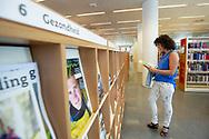 Den Haag. 28-06-2019. Bibliotheek. Foto: Gerrit de Heus The Netherlands. The Hague. Library. Photo: Gerrit de Heus