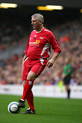 LIVERPOOL, ENGLAND - SUNDAY MARCH 27th 2005: Liverpool Legends' David Johnson during the Tsunami Soccer Aid match at Anfield. (Pic by David Rawcliffe/Propaganda)9