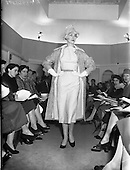 1957 - 17/01 Sybil Connolly Fashion Show, Spring Collection