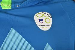 Presentation of a new jersey of Slovenian National Football Team, on March 20, 2018 in Brdo pri Kranju, Slovenia. Photo by NZS