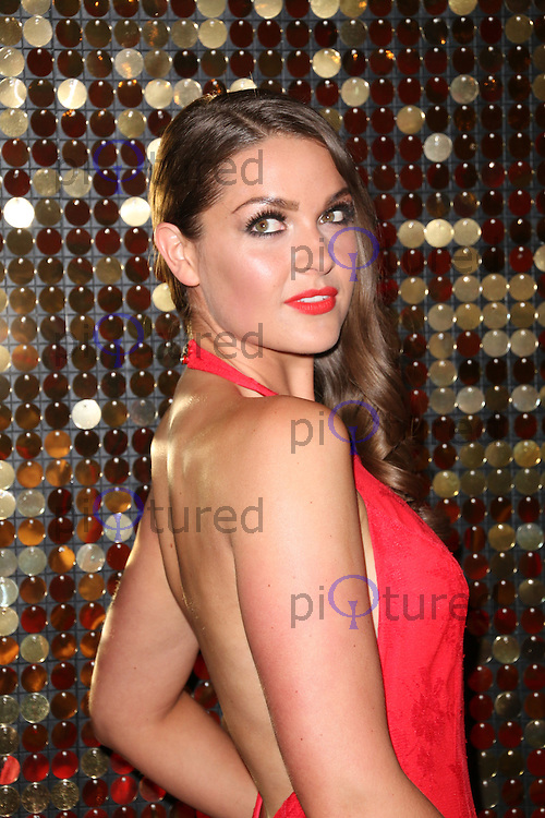 Anna Passey, British Soap Awards, Hackney Empire, London UK, 24 May 2014, Photo by Richard Goldschmidt