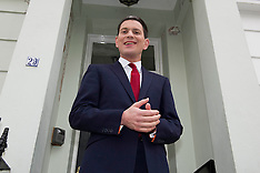 MAR 27 2013 David Milliband resigns as an MP
