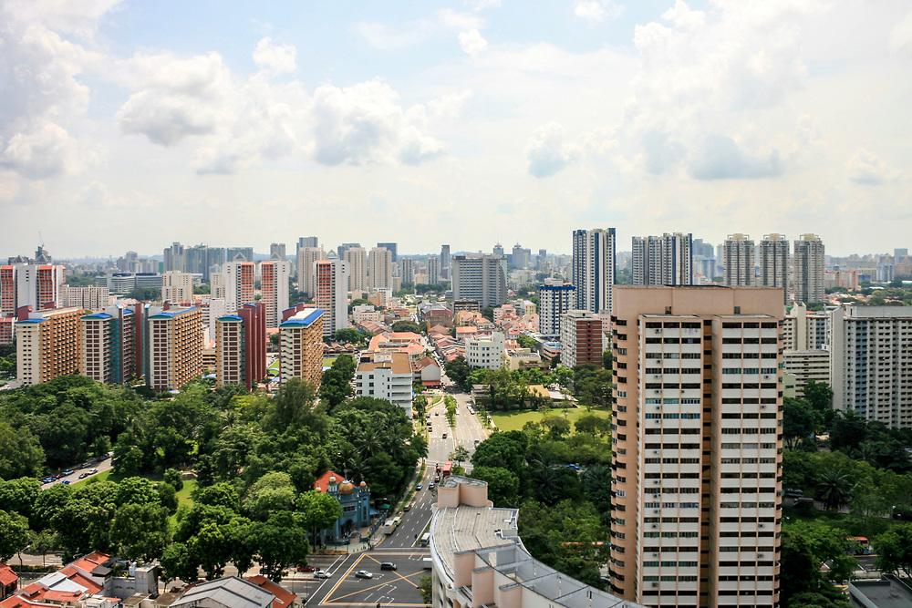 Tour of Singapore - the garden city - South East Asia
