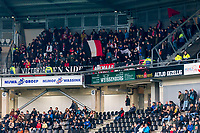 ALMELO - 14-04-2017, Heracles  Almelo - AZ, AFAS Stadion, 1-2, supporters.