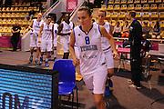 Vannes 16 Giugno 2013 <br /> Eurobasket Women 2013<br /> Italia - Spagna <br /> Nella foto: giulia gatti<br /> Foto Ciamillo