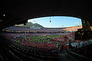December 23, 2013; San Francisco, CA, USA; General view of Candlestick Park before the game between the San Francisco 49ers and the Atlanta Falcons.