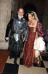 PRINCE MICHAEL OF KENT and LEONIE FRIEDA at Andy & Patti Wong's annual Chinese New Year party, this year celebrating the year of the dog held at The Royal Courts of Justice, The Strand, London WC2 on 28th January 2006.<br /><br />NON EXCLUSIVE - WORLD RIGHTS