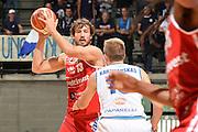 Jasaitis Simas<br /> Red October Cantu' - Consultinvest Pesaro<br /> LegaBasket 2016/2017<br /> Desio 13/10/2016<br /> Foto Ciamillo-Castoria