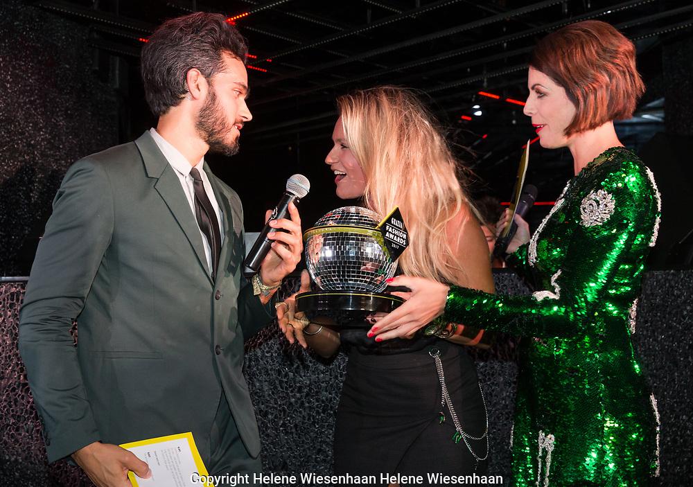 Grazia Fashion Awards 2017 Grazia Fashion Awards 2017 in the Mad Fox Club in Amsterdam on August 30 2017