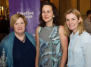 To celebrate 25 Years of MEDIA, The Creative Europe MEDIA Office Galway held the&nbsp;Creative Europe&nbsp;MEDIA Co-Production Dinner&nbsp;in Hotel Meyrick&nbsp;on Thursday the 7th of June as part of The&nbsp;Galway Film Fleadh.&nbsp;<br /> <br /> At the event was  Eibhlin N&iacute; Mhunghaile The Creative Europe MEDIA Office Galway Mary Deely, Galway film Center and Michelle Brassil - Troy studios.<br /> <br /> The networking dinner gives Fleadh goers&nbsp;privileged access to the world's leading film Financiers and a fantastic&nbsp;opportunity to network with European Producers and Film Fair Financiers. &nbsp;Creative Europe MEDIA Office Galway offers comprehensive information on the European Union's Creative Europe Programme, offering advice, support and information on Creative Europe funding support for the audiovisual industries including film, television and games.&nbsp; The regional office is also available to respond to queries by phone or email.&nbsp; In addition to providing one-to-one advice sessions and events throughout the year. &nbsp;<br /> <br /> For further information contact Eibhl&iacute;n N&iacute; Mhunghaile on 091 770728 or via email on&nbsp;eibhlin@creativeeuropeireland.eu&nbsp;<br />  Photo: Andrew Downes XPOSURE
