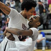 2.27.2012 Elyria Catholic vs Oberlin Varsity Basketball