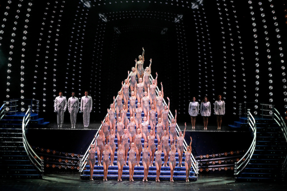 Radio City Christmas Spectacular.75th Anniversary.11/07/07 .Credit Photo: ©2007 Paul Kolnik.Paul Kolnik Studio.New York, NY  10024.t: 212.362.7778.studio@paulkolnik.com