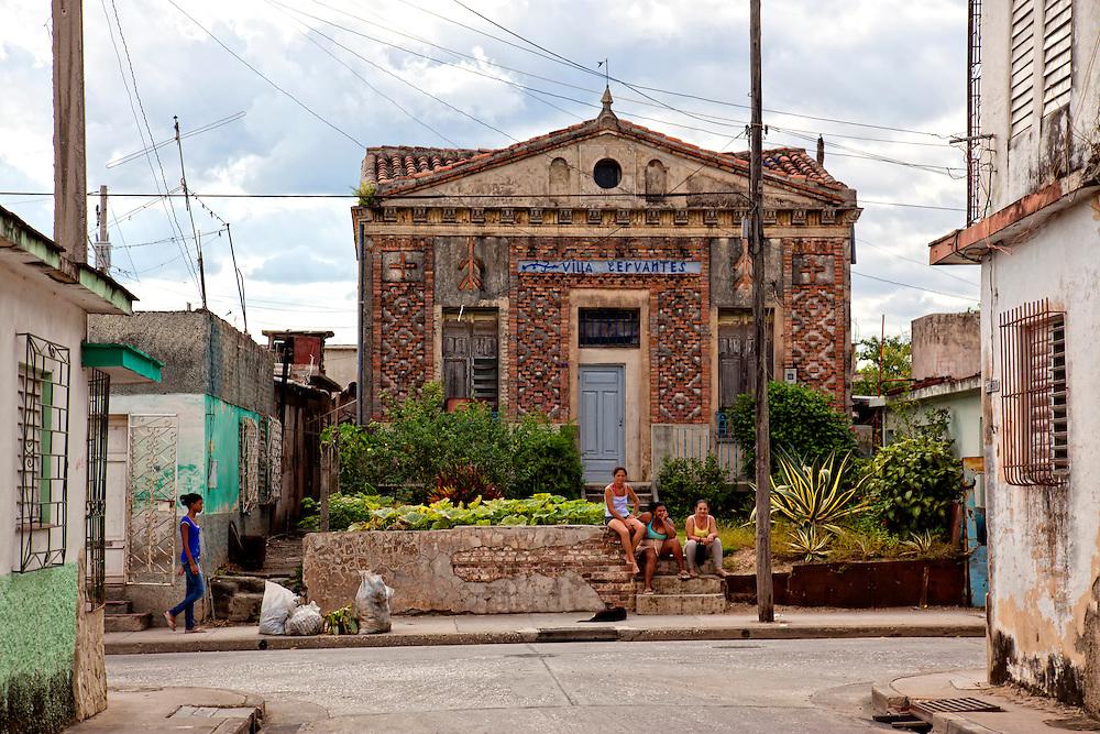 Villa Cervantes, Holguin, Cuba.