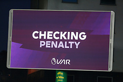 VAR penalty check- Mandatory by-line: Phil Chaplin/JMP - 27/10/2019 - FOOTBALL - Carrow Road - Norwich, England - Norwich City v Manchester United - Premier League