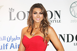Louisa Zissman, London Lifestyle Awards, The Troxy, London UK, 23 October 2013, Photo by Richard Goldschmidt © Licensed to London News Pictures.23/10/13 . Photo credit : Richard Goldschmidt/Piqtured/LNP
