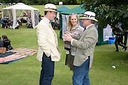 EMILY WIELAND; LT. COL. PETER GARBUTT; . Hackett Rundle Cup 2008. Tidworth. 12 july 2008 *** Local Caption *** -DO NOT ARCHIVE-© Copyright Photograph by Dafydd Jones. 248 Clapham Rd. London SW9 0PZ. Tel 0207 820 0771. www.dafjones.com.