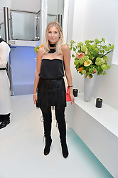 XENIA VAN DER WOODSEN at a London Fashion Week Party hosted by rewardStyle at IceTank, 5 Grape Street, London on 21st February 2016.