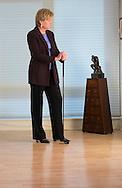 Jane Blalock, winner of 27 LPGA Tour titles, creator of the  LPGA Golf Clinics for Women and the president of the Women's Senior Golf Tour, at her home in Cambridge, Massachusetts.