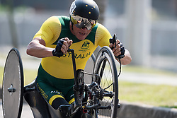 TRIPP Stuart, AUS, H5, Cycling, Time-Trial at Rio 2016 Paralympic Games, Brazil
