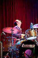 Caleb Travers performs live at Off Broadway in St. Louis on March 13, 2010