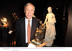 The 7th EARL HOWE Chairman of LAPADA at a preview evening of the annual London LAPADA (The Association of Art & Antiques Dealers) antiques Fair held in Berkeley Square, London on 21st September 2010. *** Local Caption *** Image free to use for 1 year from image capture date as long as image is used in context with story the image was taken.  If in doubt contact us - info@donfeatures.com<br /> The 7th EARL HOWE Chairman of LAPADA at a preview evening of the annual London LAPADA (The Association of Art & Antiques Dealers) antiques Fair held in Berkeley Square, London on 21st September 2010.