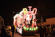 Hey Kids JCC 2010 entry, Rio, in the Bridgwater Guy Fawkes Carnival.