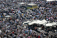 Outdoor markets in Amman, Jordan