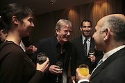 FRANC RODDAM, DANIEL SOPHER AND IVAN SOPHER , Launch of Ziv Navoth's book Ð Nanotales. The Groucho Club, London. 22 February 2007. t -DO NOT ARCHIVE-© Copyright Photograph by Dafydd Jones. 248 Clapham Rd. London SW9 0PZ. Tel 0207 820 0771. www.dafjones.com.