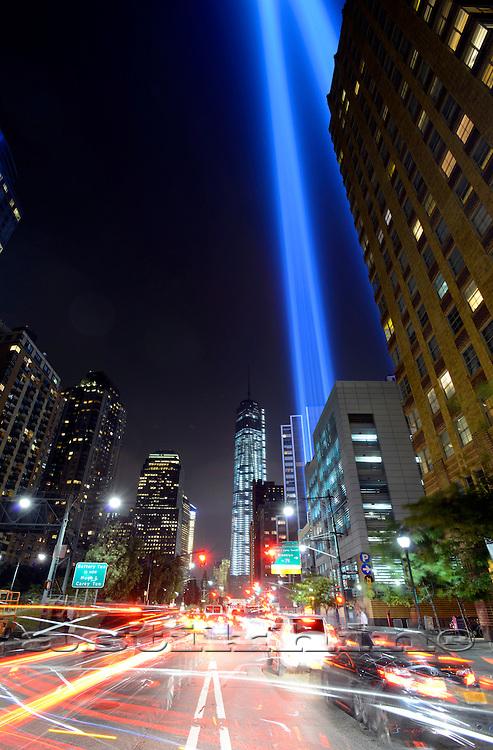 Memory of World Trade Center (2015).