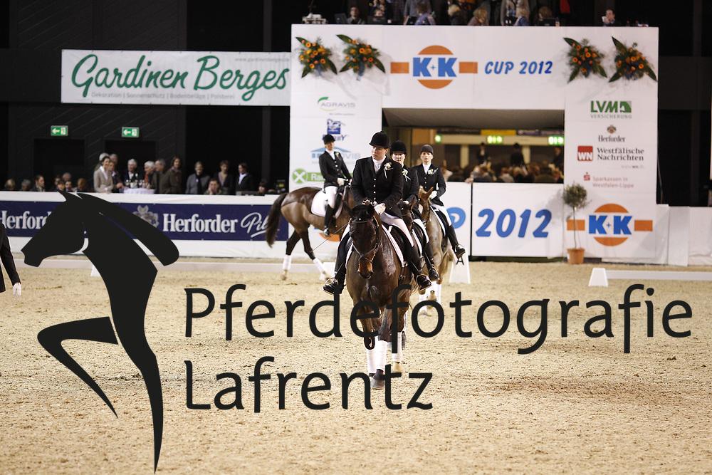 BRINTRUP Jutta, RFV Rinkerode e.V. <br /> Münster K+K Cup - 2012<br /> (c) www.sportfotos-Lafrentz. de/Stefan Lafrentz