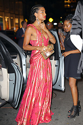 September 6, 2019, New York, New York, United States: September 5, 2019 New York City....Indya Moore attending The Daily Front Row Fashion Media Awards on September 5, 2019 in New York City  (Credit Image: © Jo Robins/Ace Pictures via ZUMA Press)
