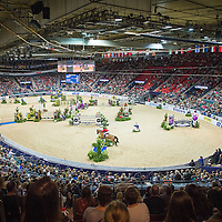 Longines FEI World Cup Jumping Final - Round 1 - Gothenburg 2016
