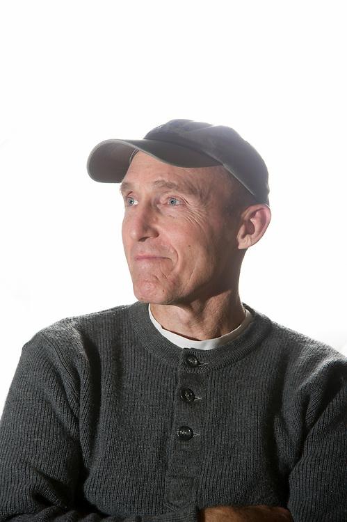 Canoeist Steve Landick of Marquette, Michigan.