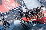 FRANCE, Marseille, 10th June 2009, AUDI MedCup, Marseille Trophy, Race 2,Emirates Team New Zealand
