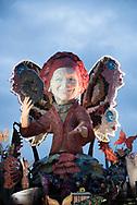 Borri-Croci. The Carriage dedicated to Emma Bonino during the parade.