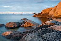 Sunrise in Långviksskär, Stockholm Archipelago, Sweden