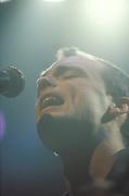 Travis frontman, Fran Healy, UK 2005