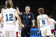 DESCRIZIONE : Riga Latvia Lettonia Eurobasket Women 2009 Qualifying Round Italia Turchia Italy Turkey<br /> GIOCATORE : Sandro Orlando<br /> SQUADRA : Italia Italy<br /> EVENTO : Eurobasket Women 2009 Campionati Europei Donne 2009 <br /> GARA : Italia Turchia Italy Turkey<br /> DATA : 12/06/2009 <br /> CATEGORIA : ritratto prima della partita<br /> SPORT : Pallacanestro <br /> AUTORE : Agenzia Ciamillo-Castoria/E.Castoria