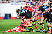 Guilhem GUIRADO / Guy THOMPSON - 05.04.2015 - Toulon / Londres Wasps - 1/4Finale European Champions Cup<br />