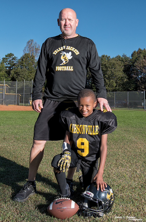 2016 Gibsonville Yellow Jackets Youth Football Team Pictures