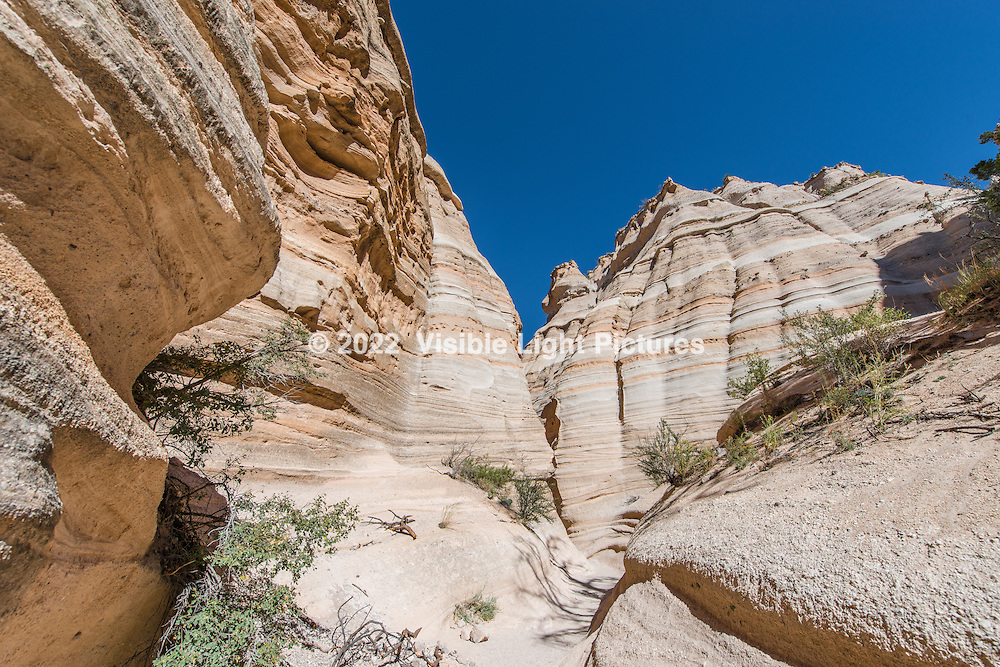 Kasha-Katuwe, Tent Rocks, National Monument, New Mexico, USA,